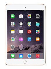 Apple iPad Mini 3 64Go Or