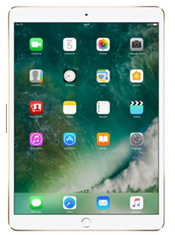 Apple iPad Pro 10.5 pouces 512Go Or