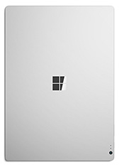 Microsoft Surface Book i5 256Go Argent