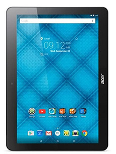 Acer Iconia One 10 B3-A20 Noir