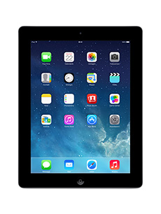 Apple iPad 2 Wifi Noir
