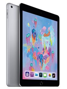Apple iPad 9.7 (2018) Wifi+ Cellular Gris Sidéral