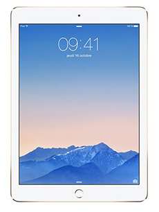 Apple iPad Air 2 128Go Or