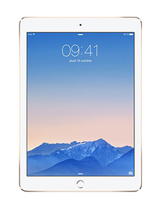 Apple iPad Air 2 16Go 4G Or
