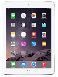 Apple iPad Air 2 16Go Argent