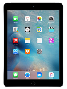 Apple iPad Air 2 32Go 4G Gris Sidéral