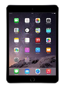 Apple iPad Mini 3 4G Gris Sidéral