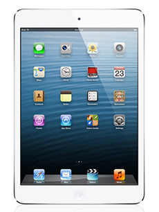 Apple iPad mini 64Go Blanc