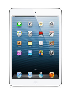 Apple iPad mini Blanc