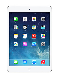 Apple iPad Mini Retina  16Go 4G Argent