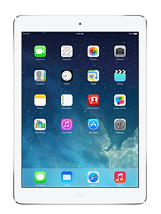 Apple iPad Mini Retina 16Go Argent