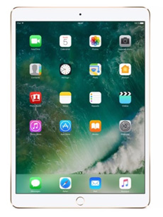 Apple iPad Pro 10.5 pouces 64Go 4G Or
