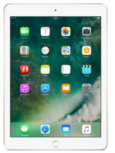 Apple iPad Pro 12.9 pouces 256Go (2017) Or