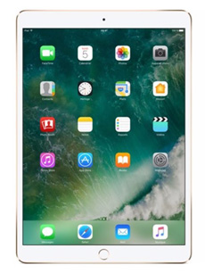 Apple iPad Pro 12.9 pouces 4G (2017) Or