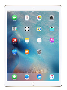 Apple iPad Pro 4G 128Go Or