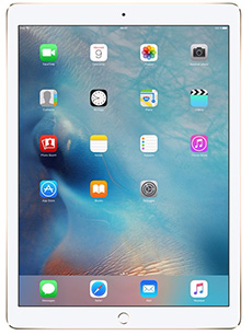 Apple iPad Pro 4G 256Go Or