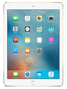 Apple iPad Pro 9.7 pouces 4G 128Go Or