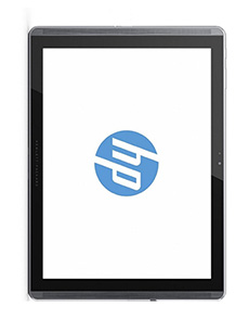 HP Pro Slate 12 32Go Argent
