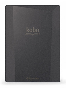 Kobo Aura H2O Noir