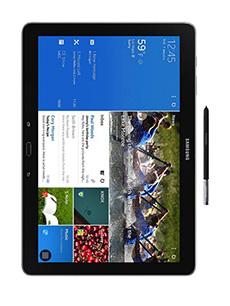 Samsung Galaxy Note Pro 12.2 Noir
