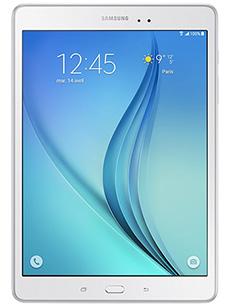 Samsung Galaxy Tab A 9.7 pouces 4G Blanc