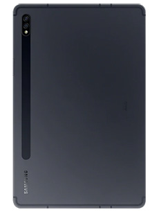 Samsung Galaxy Tab S7 4G Mystic Black