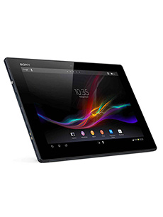 Sony Xperia Tablet Z Noir