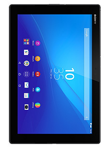 Sony Xperia Z4 Tablet Wifi Noir