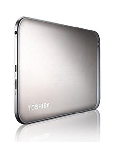 Toshiba AT270 Aluminium brossé